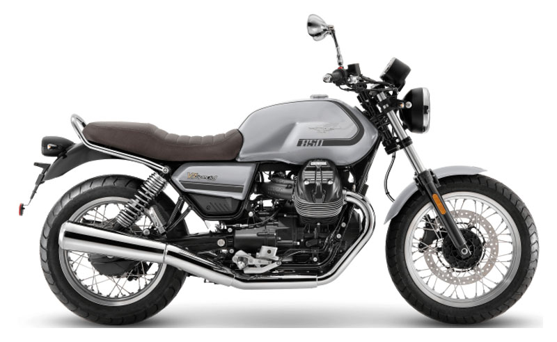 2021 Moto Guzzi V7 Special E5 in Goshen, New York - Photo 1