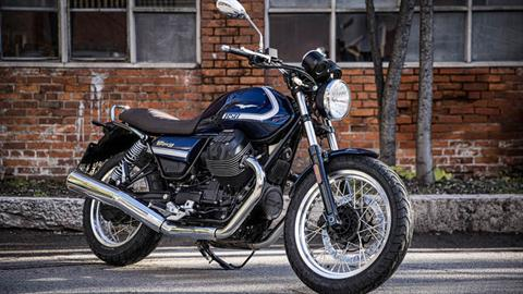 2021 Moto Guzzi V7 Special E5 in Goshen, New York - Photo 12