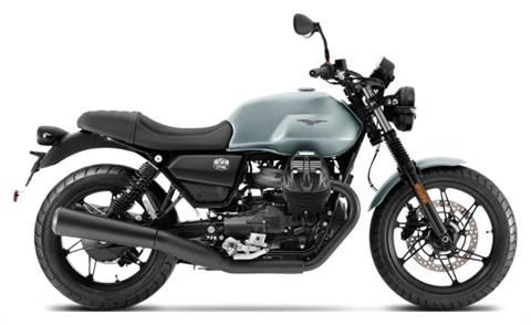 2021 Moto Guzzi V7 Stone E5 in Fort Myers, Florida