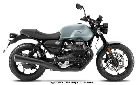 2021 Moto Guzzi V7 Stone E5 in Plano, Texas - Photo 1