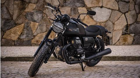 2021 Moto Guzzi V7 Stone E5 in Edwardsville, Illinois - Photo 7