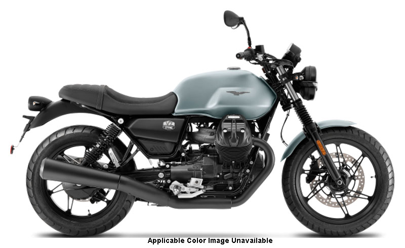 2021 Moto Guzzi V7 Stone E5 in Ferndale, Washington - Photo 1
