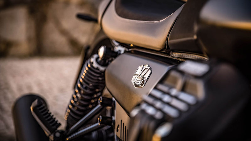 2021 Moto Guzzi V7 Stone E5 in Mount Sterling, Kentucky - Photo 5