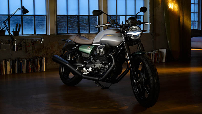 2021 Moto Guzzi V7 Stone Centenario E5 in Knoxville, Tennessee - Photo 8