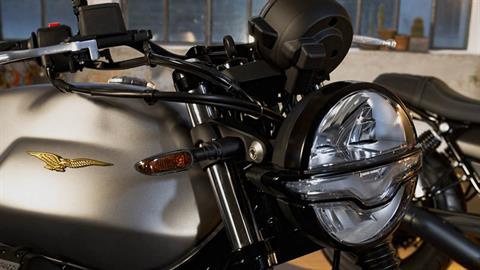 2021 Moto Guzzi V7 Stone Centenario E5 in Knoxville, Tennessee - Photo 2