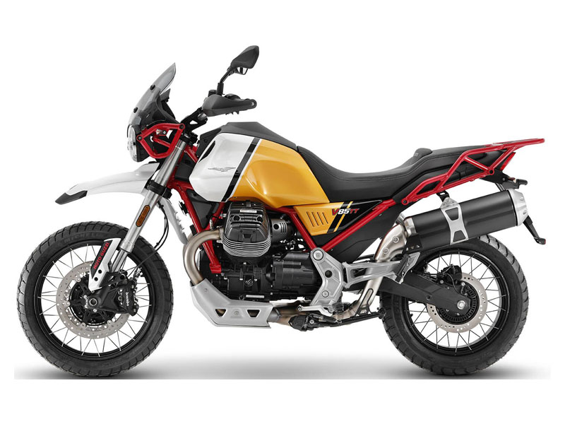 2021 Moto Guzzi V85 TT Adventure E5 in Fort Myers, Florida - Photo 2