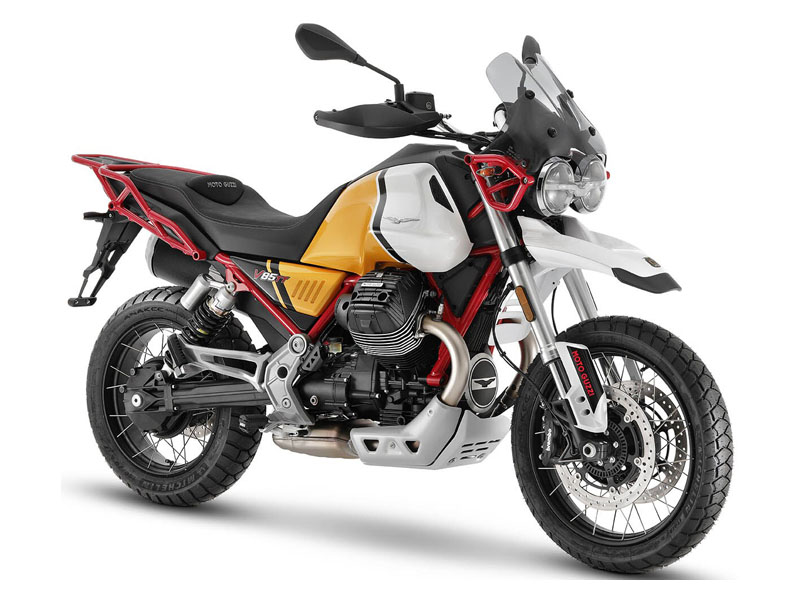 2021 Moto Guzzi V85 TT Adventure E5 in Fort Myers, Florida - Photo 3