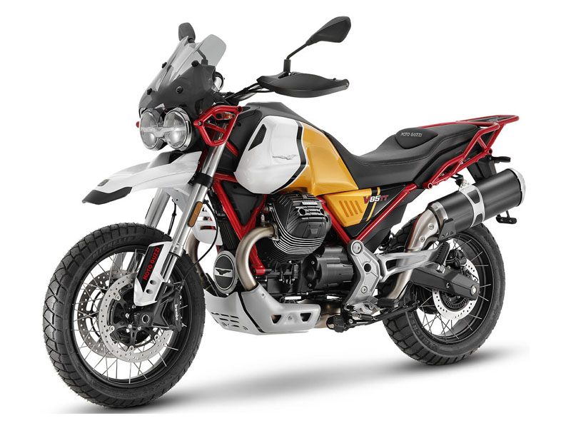 2021 Moto Guzzi V85 TT Adventure E5 in Fort Myers, Florida - Photo 4