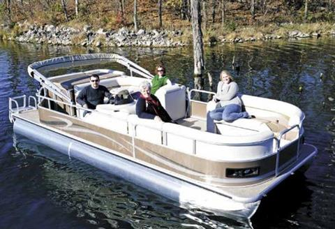 2012 Misty Harbor 2285 Biscayne Bay Cruiser in Trego, Wisconsin
