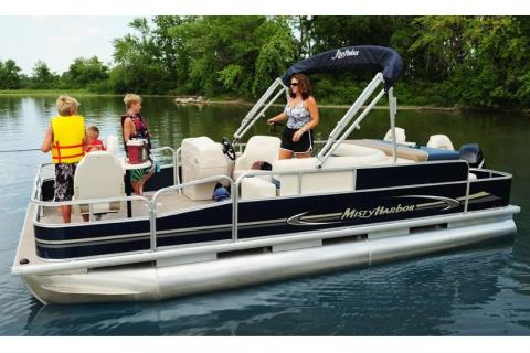 2015 Misty Harbor 2080 Explorer CF in Gaylord, Michigan