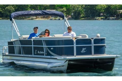 2015 Misty Harbor 2285 Biscayne Bay RL in Gaylord, Michigan