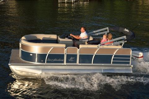 2016 Misty Harbor 1680 Biscayne Bay CS in Gaylord, Michigan