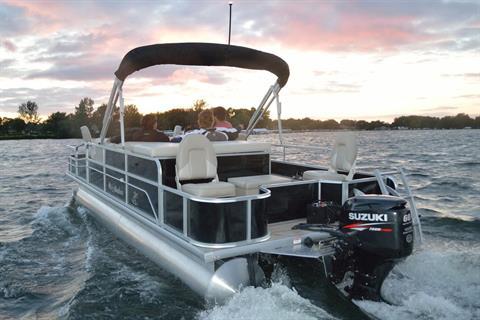 2016 Misty Harbor 205 Adventure CFR in Trego, Wisconsin