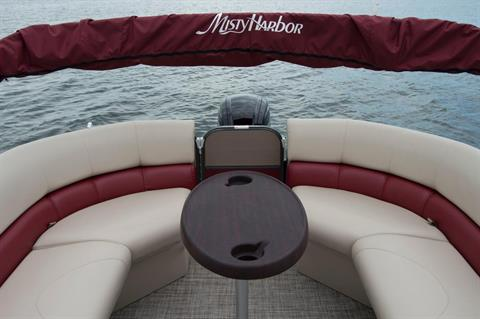 2016 Misty Harbor 2085 Biscayne Bay CU in Trego, Wisconsin