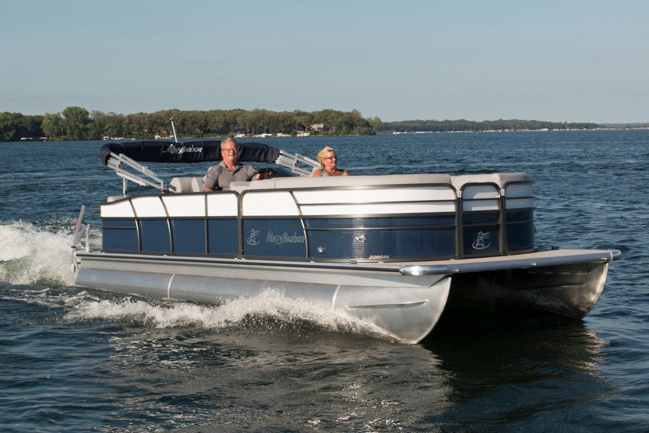 2016 Misty Harbor 2285 Biscayne Bay RL in Trego, Wisconsin