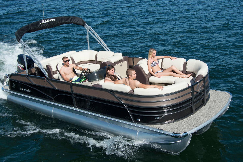 2016 Misty Harbor 2685 Skye SG in Trego, Wisconsin