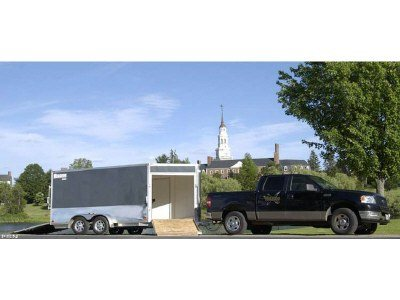 2008 Mission Trailers MES 7x18 in Yankton, South Dakota