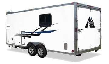2015 Mission Trailers PNP 8.5 x 18 in Hillsborough, New Hampshire