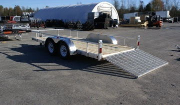 2017 Mission Trailers Landscape Utility Models (MLS 6.5 x 16) in Milford, New Hampshire