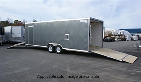 new 2018 mission trailers aluminum car hauler trailers mch 8 5 x 24 sport utility trailers in. Black Bedroom Furniture Sets. Home Design Ideas