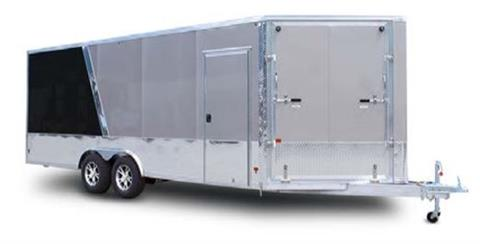 2020 Mission Trailers Enclosed Snowmobile Trailers (MCH 8.5 x 16 AS-PV) in Sandpoint, Idaho