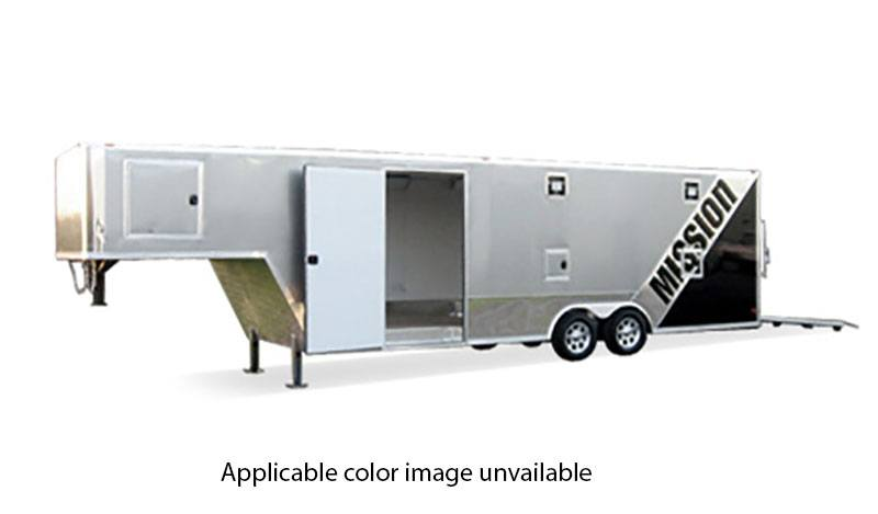 2019 Mission Trailers Gooseneck Trailers (MEG 8.5 x 34) in Yankton, South Dakota