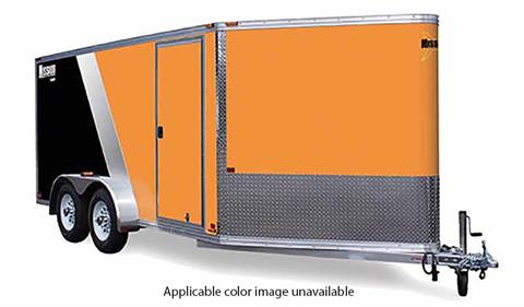 2020 Mission Trailers Aluminum Cargo Trailers (MEC 7.5 x 12) in Sandpoint, Idaho