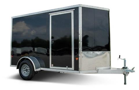2020 Mission Trailers MEC6x12SA-IF in Sandpoint, Idaho - Photo 1