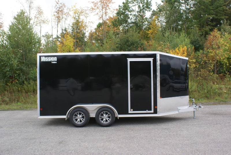2020 Mission Trailers MEC6x12SA-IF in Sandpoint, Idaho - Photo 2