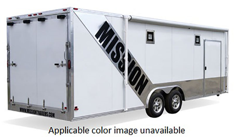2020 Mission Trailers Aluminum Car Hauler Trailers (MCH 8.5 x 22) in Sandpoint, Idaho