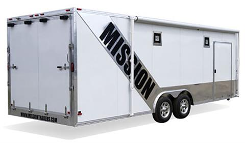2020 Mission Trailers Aluminum Car Hauler Trailers (MCH 8.5 x 30) in Sandpoint, Idaho