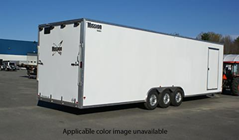 2020 Mission Trailers Aluminum Car Hauler Trailers (MCH 8.5 x 32) in Sandpoint, Idaho