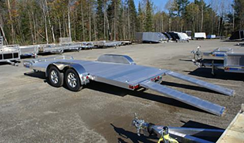 2020 Mission Trailers Aluminum Car Hauler Trailers (MOCH 8 x 18) in Sandpoint, Idaho