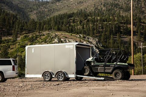 2020 Mission Trailers Mission 7.5 x 14 Pinnacle in Sandpoint, Idaho - Photo 3