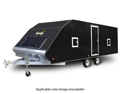 2020 Mission Trailers Crossover Snowmobile Trailers (MFS 101 x 20 Crossover) in Sandpoint, Idaho