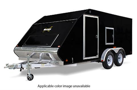 2020 Mission Trailers Crossover Snowmobile Trailers (MFS 7 x 16 Crossover) in Sandpoint, Idaho