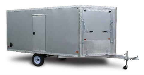 2020 Mission Trailers Enclosed Snowmobile Trailers (MES 101 x 12 DL) in Sandpoint, Idaho