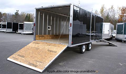 2020 Mission Trailers Enclosed Snowmobile Trailers (MES 101 x 22 (6.5 Height) in Sandpoint, Idaho