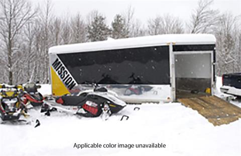 2020 Mission Trailers Enclosed Snowmobile Trailers (MES 7.5 x 18) in Sandpoint, Idaho