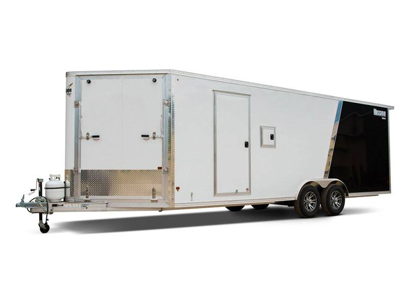 2020 Mission Trailers MCH8.5x32AS in Sandpoint, Idaho - Photo 1