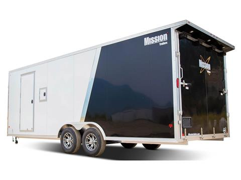 2020 Mission Trailers MCH8.5x32AS in Sandpoint, Idaho - Photo 3