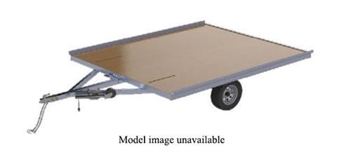 2020 Mission Trailers Open Aluminum Snowmobile Trailers (MFS 52 x 10) in Sandpoint, Idaho