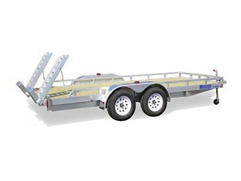 2020 Mission Trailers Heavy Duty Utility Models (MPAT 6.5 x 18) in Sandpoint, Idaho