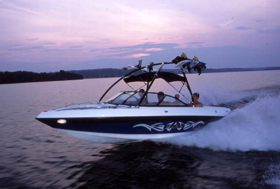 2002 Malibu Wakesetter VLX in Memphis, Tennessee - Photo 14