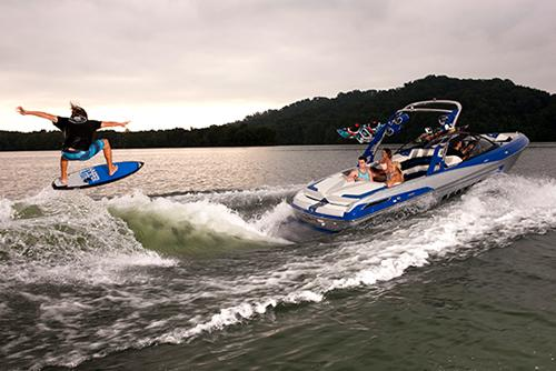 2015 Malibu Wakesetter 23 LSV in Harriman, Tennessee