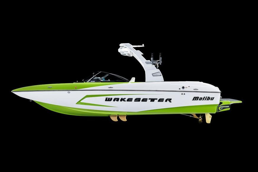 2016 Malibu Wakesetter 22 MXZ in Fort Smith, Arkansas