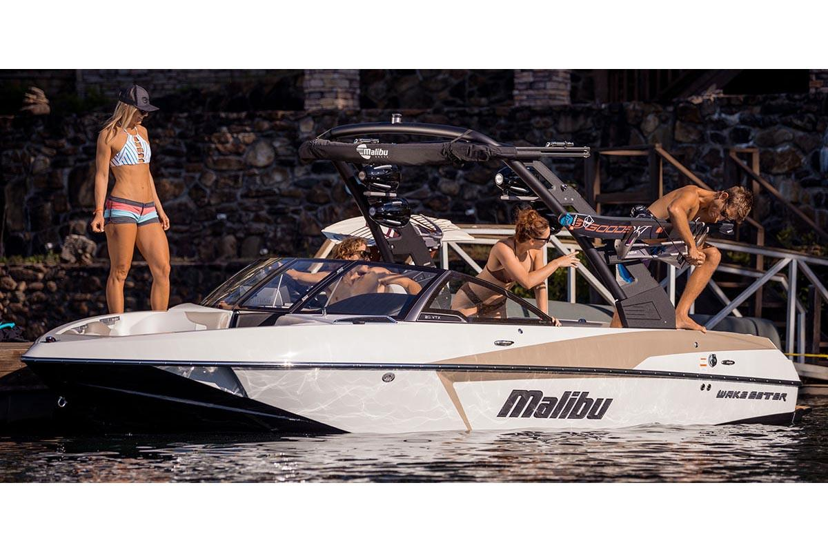 2018 Malibu Wakesetter 20 VTX in Rapid City, South Dakota