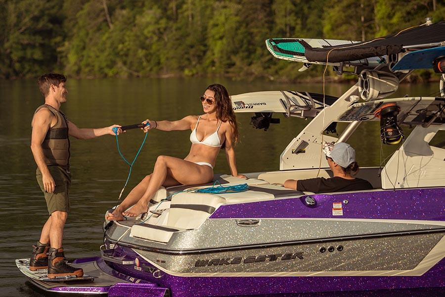 2018 Malibu Wakesetter 22 MXZ in Rapid City, South Dakota - Photo 4