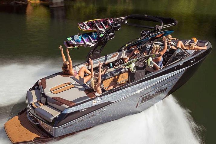 2018 Malibu Wakesetter 23 LSV in Fenton, Michigan