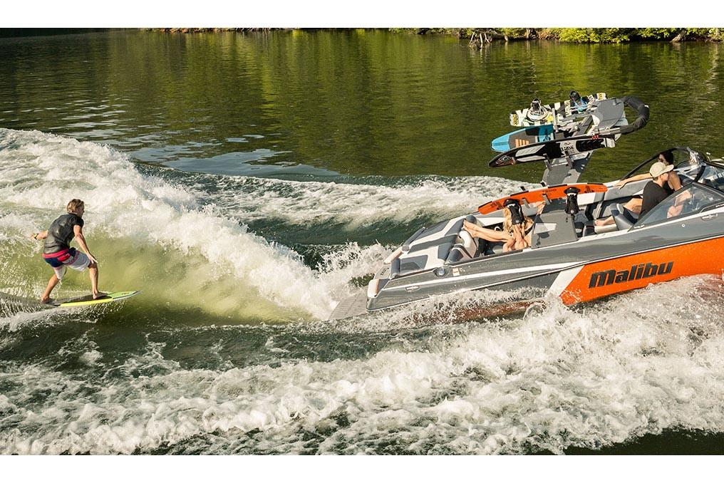 2018 Malibu Wakesetter 24 MXZ in Rapid City, South Dakota - Photo 3